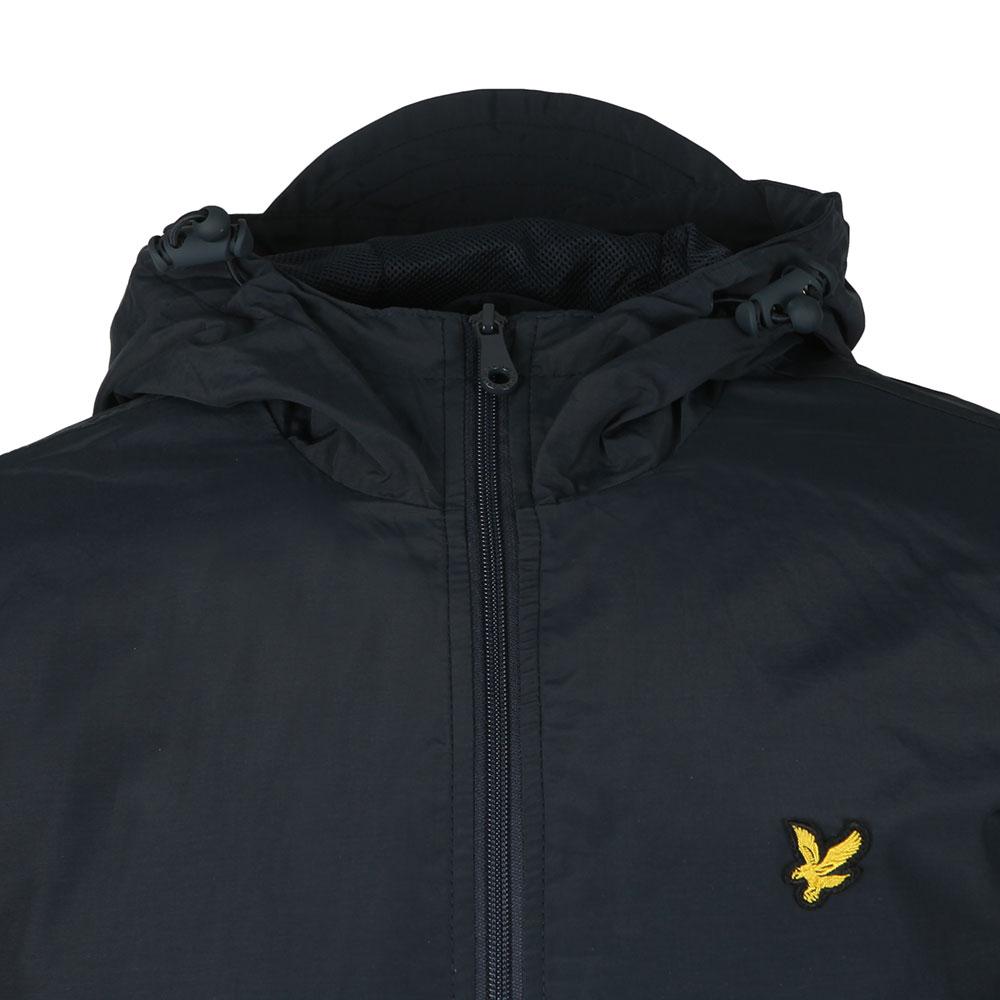 Zip Through Hooded Jacket main image