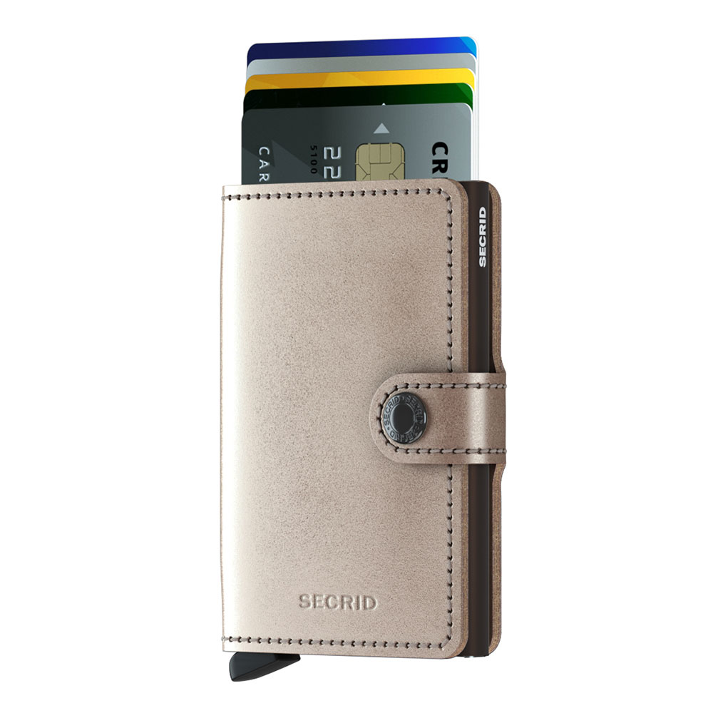 Metallic Mini Wallet main image