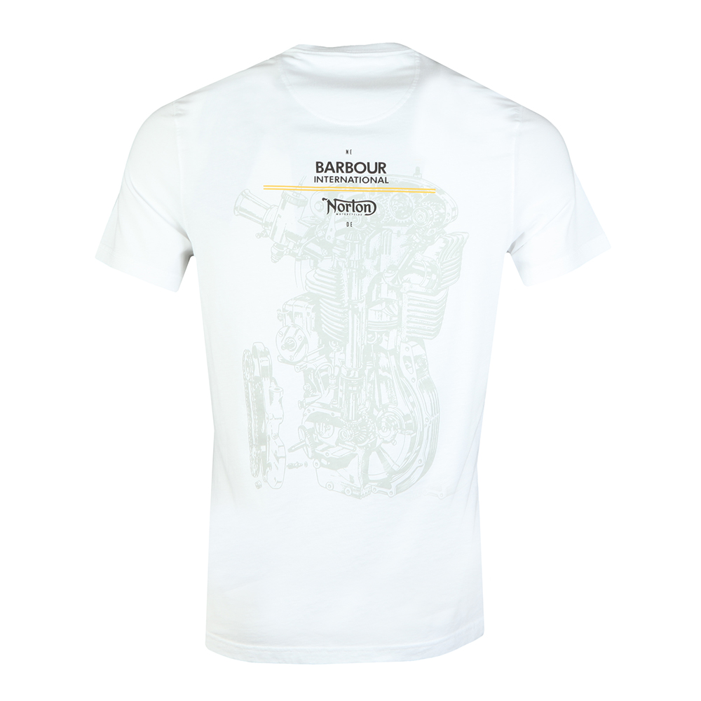 S/S Norton Engine Tee main image