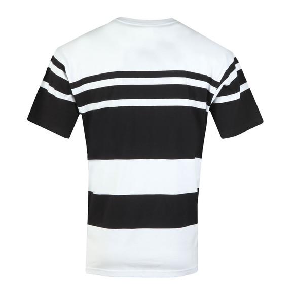 Carhartt Mens White Orlando Stripe T-Shirt main image