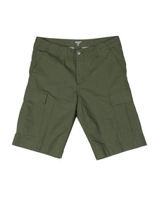 Carhartt Mens Green Regular Cargo Short