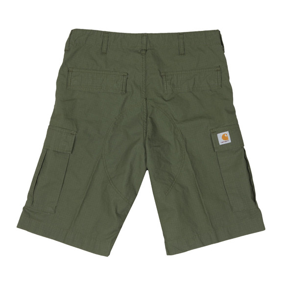 Carhartt WIP Mens Green Regular Cargo Short main image