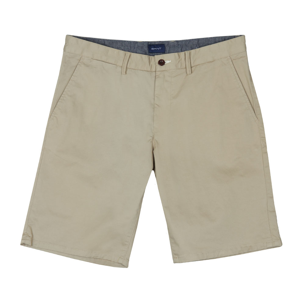Relaxed Twill Short main image