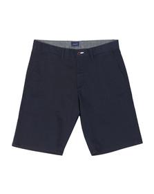 Gant Mens Blue Relaxed Twill Short
