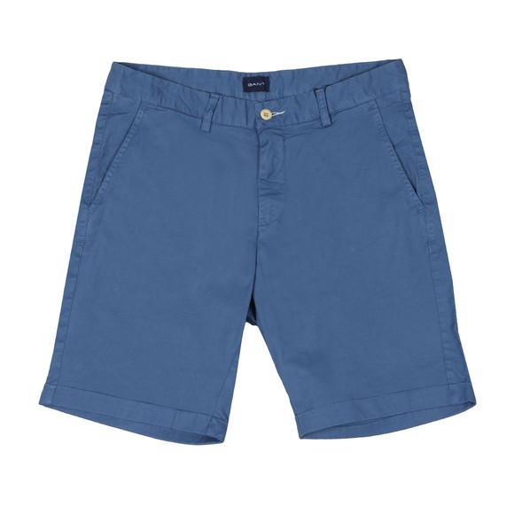 Gant Mens Blue Sunbleached Shorts main image