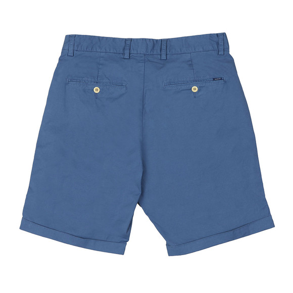 Gant Mens Blue Sunbleached Shorts main image