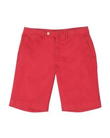 Hackett Mens Red Core Chino Shorts