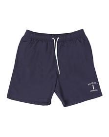 Hackett Mens Blue MR Volley Swim Short