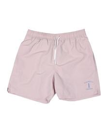 Hackett Mens Pink MR Volley Swim Short