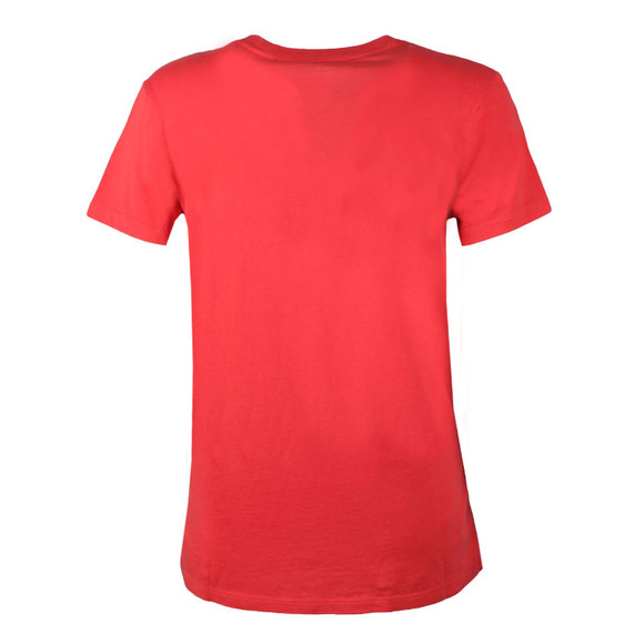Levi's Womens Red The Perfect Pocket Tee main image