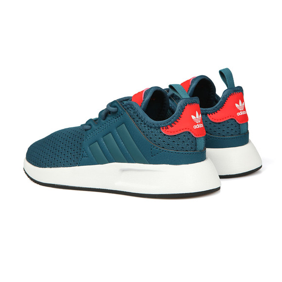 adidas Originals Boys Blue X_PLR Trainer main image