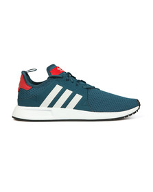 Adidas Originals Mens Green X PLR Trainer