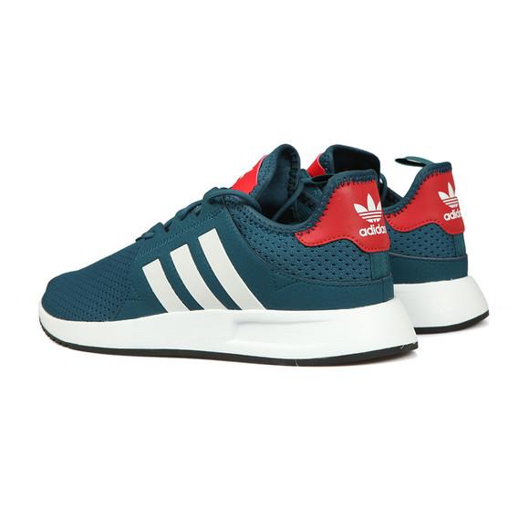 Adidas Originals Mens Green X PLR Trainer main image