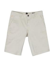 Boss Mens Brown Schino Slim Chino Shorts