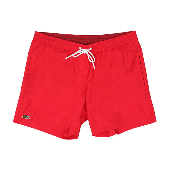 Lacoste Mens Red MH7092 Swim Short main image