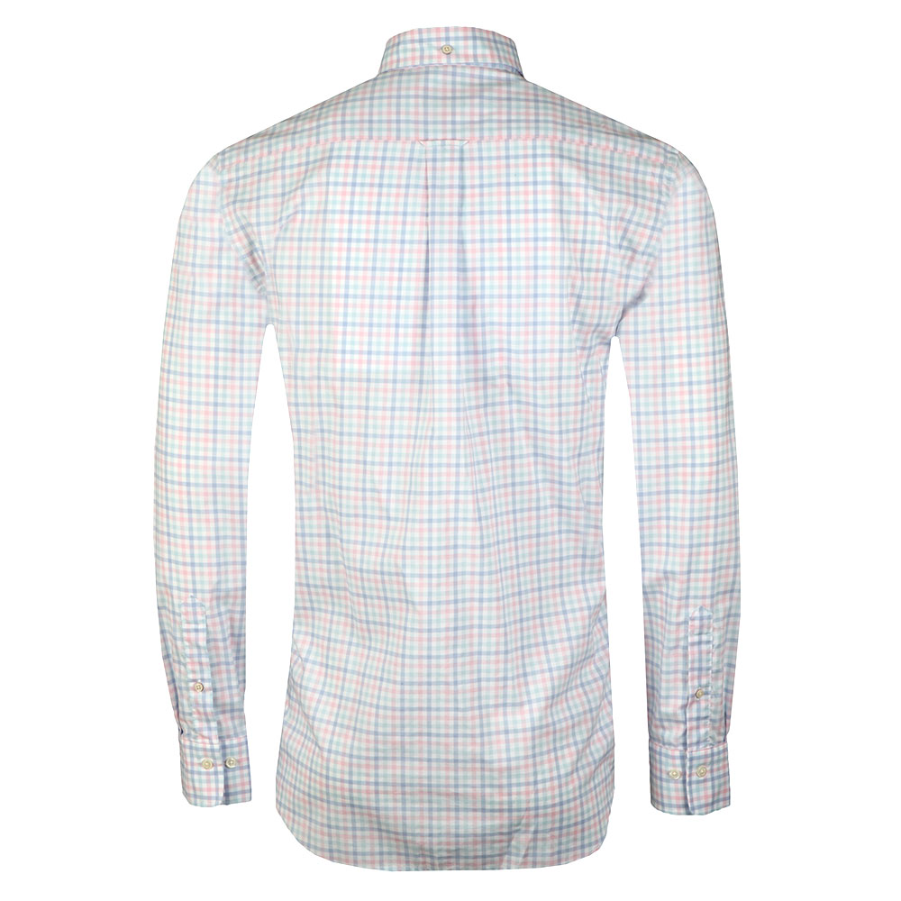 L/S Broadcloth 3 Col Shirt main image