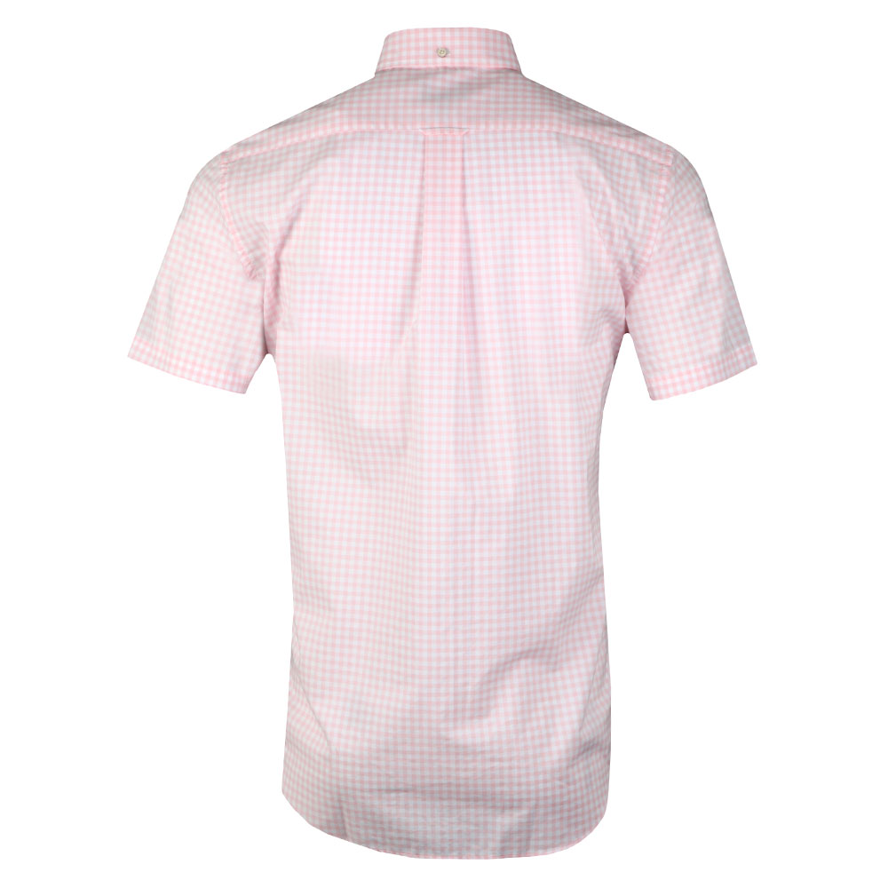S/S Broadcloth Gingham Shirt main image