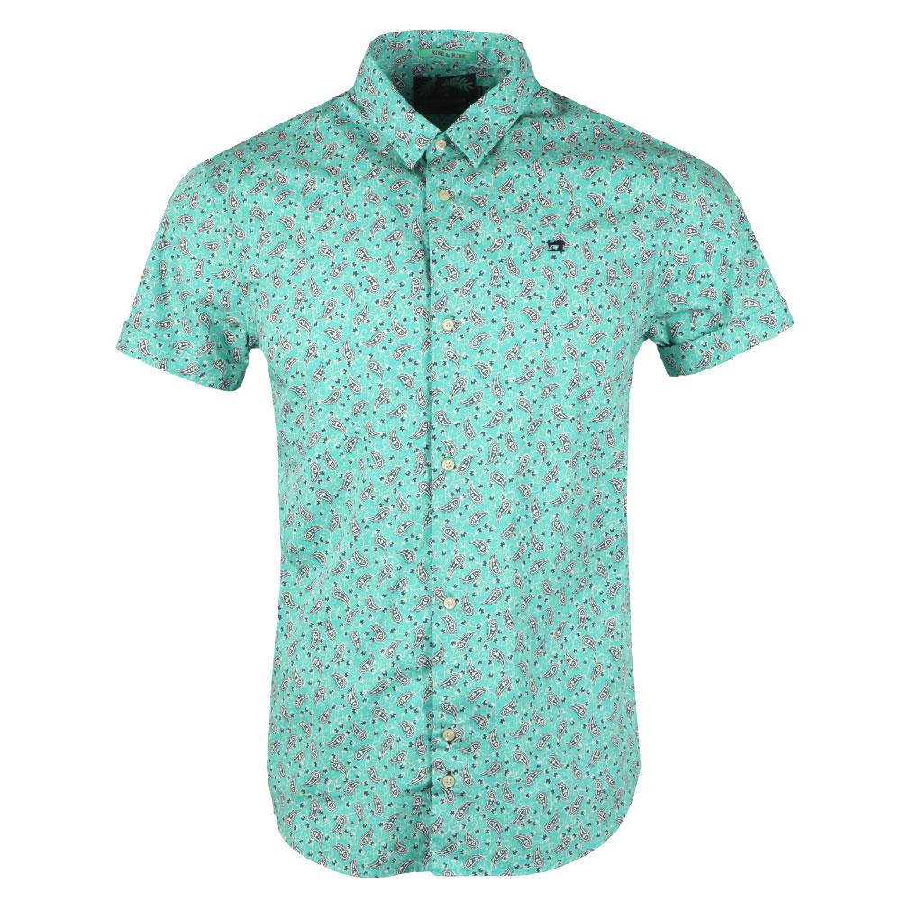 Classic Shortsleeve Poplin Shirt main image