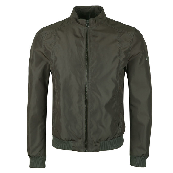 Matchless Mens Green Shawn Bomber main image