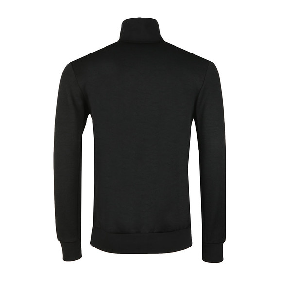 J.Lindeberg Mens Black Elliot Lux Zip Sweat main image