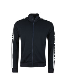 J.Lindeberg Mens Blue M Loo Tech Track Jacket