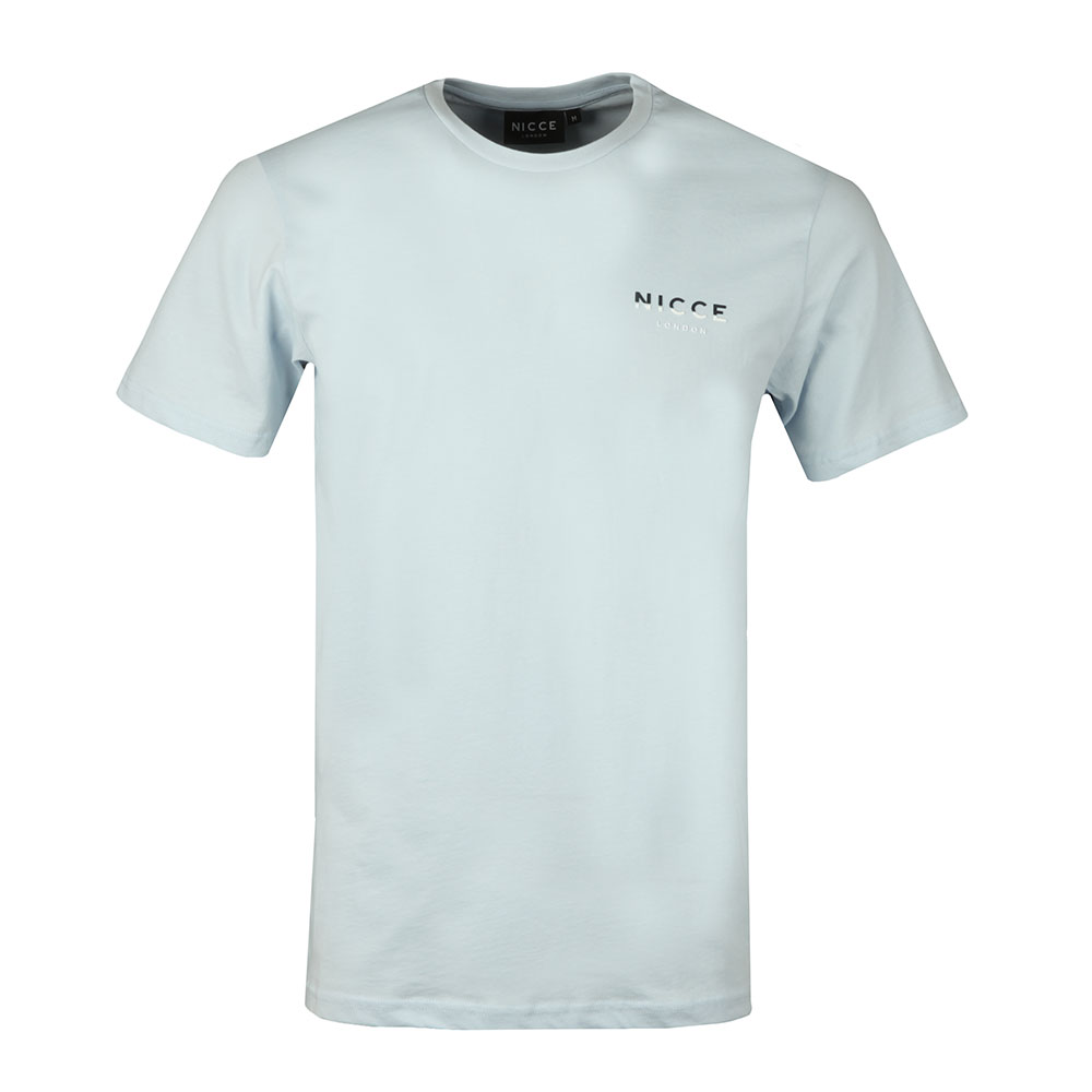 S/S Rubberised Logo Tee main image