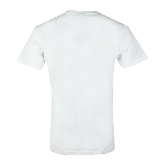 Nicce Mens White S/S Box Logo Tee main image