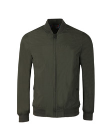 Ted Baker Mens Green Core Bomber Jacket