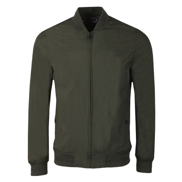 Ted Baker Mens Green Core Bomber Jacket main image