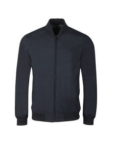 Ted Baker Mens Blue Core Bomber Jacket
