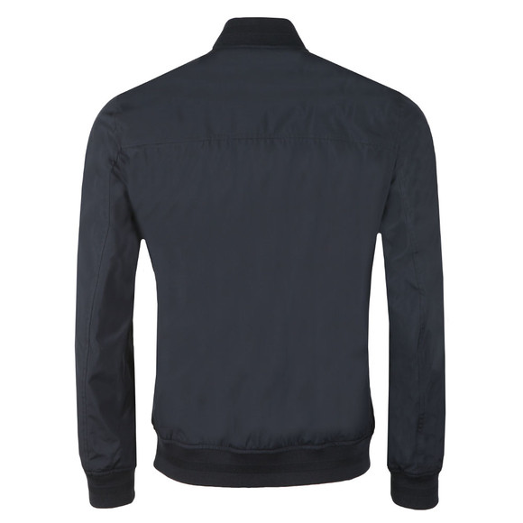 Ted Baker Mens Blue Core Bomber Jacket main image