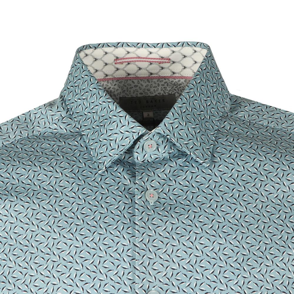 Narnar S/S Geo Print Shirt main image