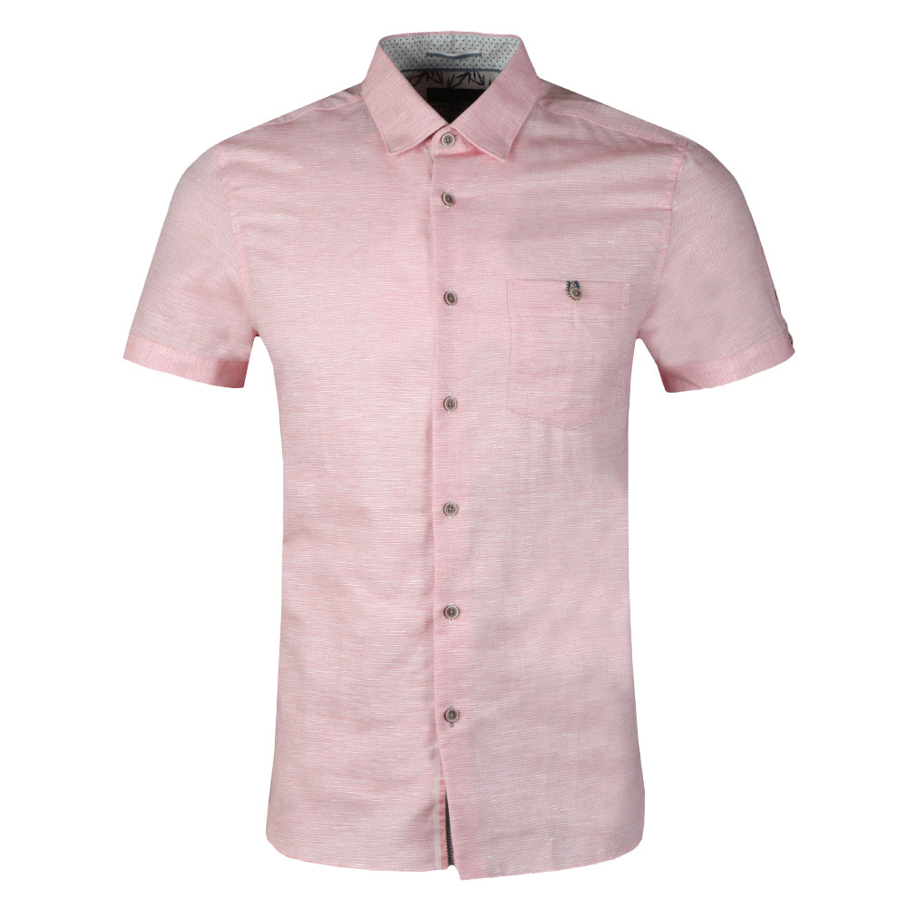 Peeze S/S Two Tone Shirt main image