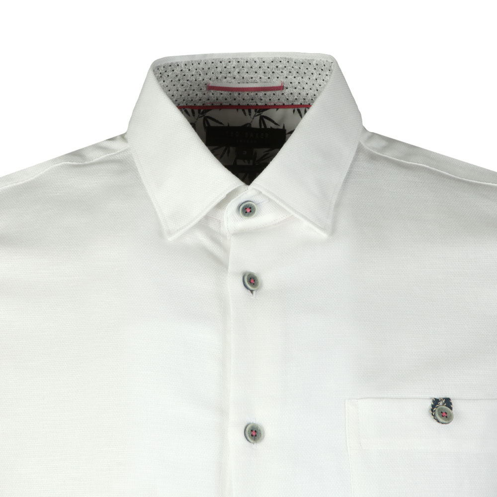 Peeze S/S Two Tone Shirt main image
