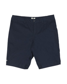 Weekend Offender Mens Blue PLath Chino Short