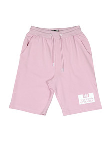 Weekend Offender Mens Pink Action Short