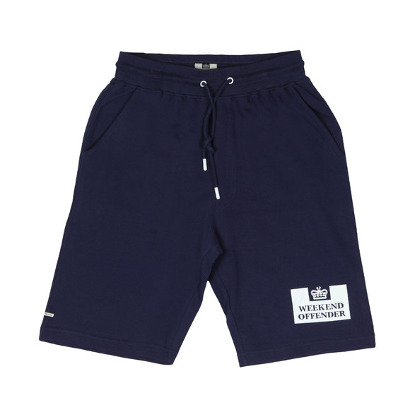 Weekend Offender Mens Blue Action Short main image