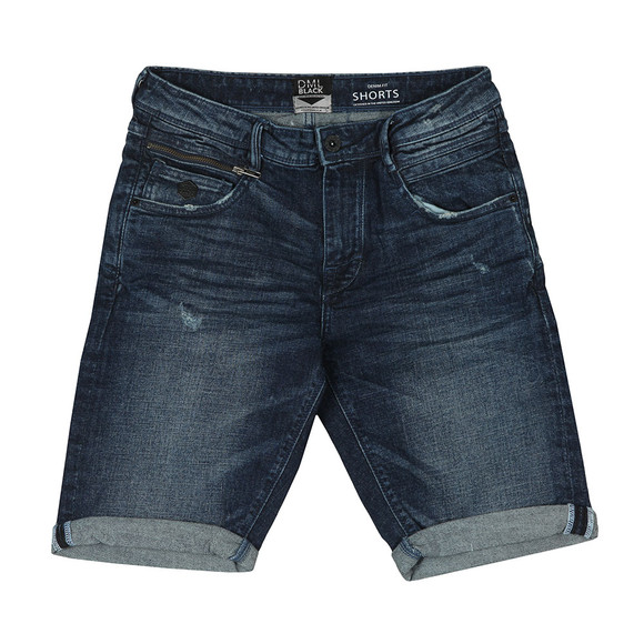 DML Mens Blue Sphere Denim Short main image