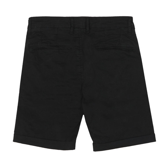 DML Mens Black Omega Chino Short main image