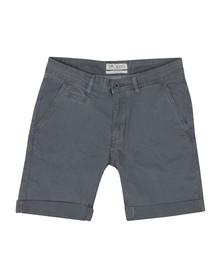 DML Mens Grey Omega Chino Short