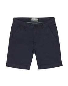 DML Mens Blue Omega Chino Short