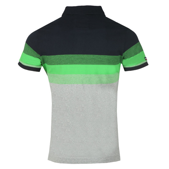 Superdry Mens Multicoloured Classic SS Longbeach Polo main image