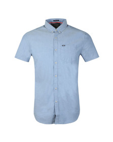 Superdry Mens Blue ULT Univsty SS Shirt