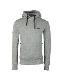 Superdry Mens Grey Orange Label Urban Hood