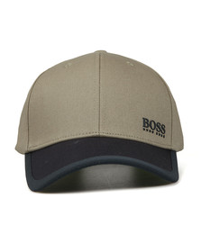 Boss Green Mens Green Cap 15
