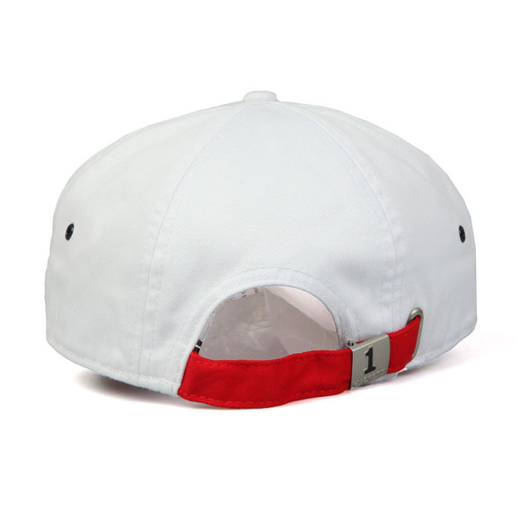 Hackett Mens Off-white Number Baseball Cap main image