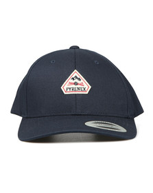 Pyrenex Mens Blue Mike Cap