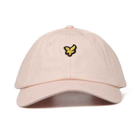Lyle and Scott Mens Pink Baseball Cap main image