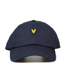 Lyle and Scott Mens Blue Baseball Cap