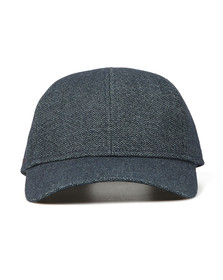 Ted Baker Mens Blue Baseball Cap